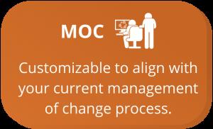 Management of Change MOC Software